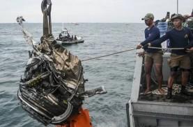 CVR Sriwijaya Air SJ-182 Belum Ditemukan, Menhub:…