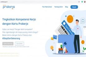 CEK FAKTA: Situs Kartu Prakerja Gelombang 12, Asli…