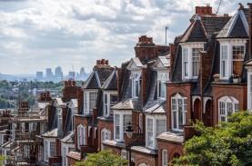 Penjualan Dipacu, Harga Rumah di Inggris pada Januari…