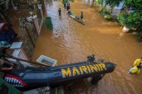 Banjir di Nunukan Kaltara: 553 Rumah dan 51 Fasilitas…