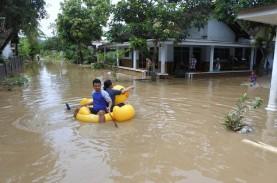 Banjir Susulan Kembali Landa Dua Desa di Jember