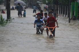 Banjir Berulang, Normalisasi Sungai di Kudus Mendesak…