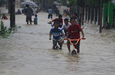 Banjir Berulang, Normalisasi Sungai di Kudus Mendesak Dilakukan