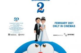 Nobita Menikah, Ini Sinopsis Film Stand By Me Doraemon…