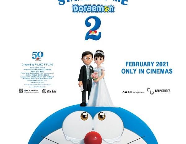 Sinopsis film Stand By Me 2, kisah Doraemon, Nobita dan Shizuka yang melakukan petualangan. - Instagram