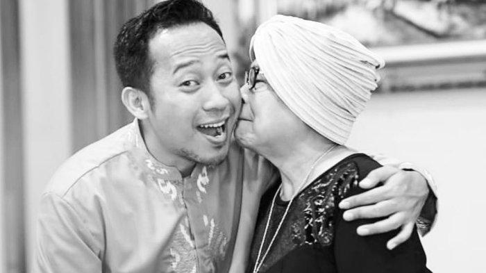 Eny Sumatni, ibu Denny Cagur meninggal dunia. - Instagram