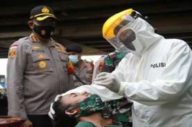 Tes Covid-19 Mingguan di Indonesia Sudah Lampaui Standar…