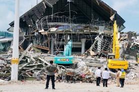 GEMPA BUMI SULAWESI BARAT : Perbaikan Ditanggung Pusat