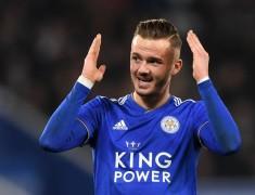 Leicester Gasak Chelsea, Gusur MU dari Pucuk Klasemen Liga Inggris