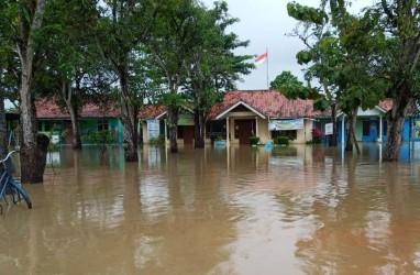 6.619 Jiwa Terdampak Banjir di Kabupaten Pekalongan