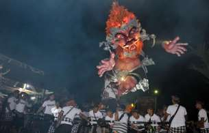 Upacara Nyepi saat Pandemi Covid-19, Bali Tiadakan Pengarakan Ogoh-ogoh