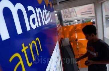 Bank Mandiri Salurkan Kredit Lewat Grab, Plafon sampai Rp100 Juta
