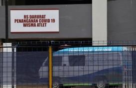 Hari Ini, Pasien Covid-19 di Wisma Atlet Hanya Bertambah 1 Orang