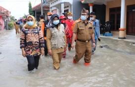Dilanda Banjir, Pemkab Cirebon Tetapkan Status Tanggap Darurat