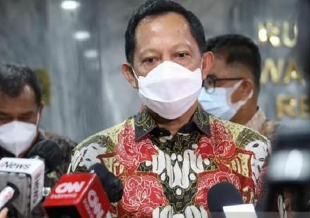 Sejumlah Menteri Jalani Vaksinasi Hari Ini, Berikut Daftarnya