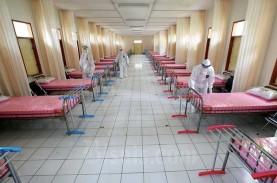 BOR Ruang Isolasi Covid-19 di Kota Bandung Menurun,…
