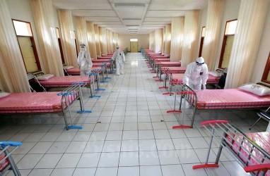 BOR Ruang Isolasi Covid-19 di Kota Bandung Menurun, Warga Harus Tetap Waspada