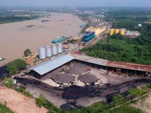 Pengembangan Kawasan Industri Terintegrasi Pelabuhan Jambi