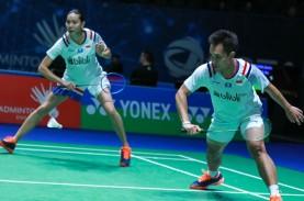 Hasil Toyota Thailand Open: Hafiz/Gloria Difavoritkan…