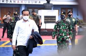 Presiden Jokowi Tinjau Lokasi Posko Darurat Sriwijaya…