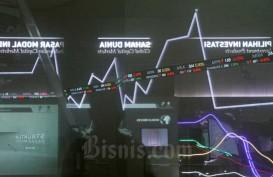 IHSG Naik 1,71 Persen, Investor Asing Incar Saham BBRI dan BMRI