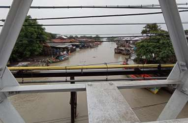 Pemkab Cirebon Minta Pemerintah Pusat Keruk Sungai yang Jadi Biang Banjir