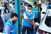 80 Persen Pengguna Stasiun Pengisian Listrik Umum di Bali Pedagang Kaki Lima