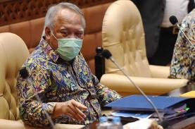 Menteri Basuki Beberkan Plus Minus SBSN untuk Proyek…