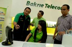 Ancaman Delisting Mengintai, Mampukah Bakrie Telecom…