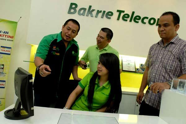 Bakrie Telecom.  - Bisnis.com