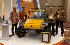 Berteknologi Pesawat, Fin Komodo KD 250X Sabet Penghargaan IGDS 2020