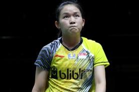 Hasil Toyota Thailand Open: Ruselli Kalah, TunggaL…