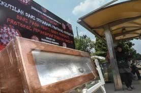Hari Ini Kasus Covid-19 di Jakarta Tambah 3.786, Berikut…