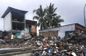 Kemenhub Bikin Posko Tampung Korban Gempa di Sulbar