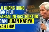 Lo Kheng Hong Ogah Investasi Saham Konstruksi, Kenapa?