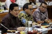 Erick Thohir Sebut KAI, PTPN, hingga BUMN Karya Banyak Utang