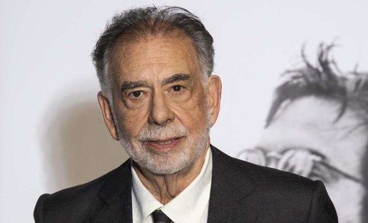 Mola TV akan melakukan bincang-bincang dengan Francis Ford Coppola. - Hollywoodreporter