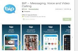 Perkenalkan BiP, Aplikasi Buatan Turki Pesaing WhatsApp