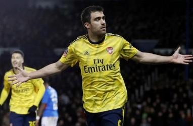 Sokratis & Arsenal Sepakat Akhiri Kontrak 6 Bulan Lebih Cepat