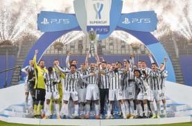 Juventus Taklukkan Napoli, Rebut Supercoppa Italiana