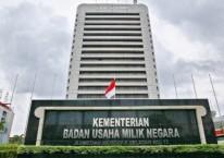 Gedung Kementerian BUMN./Bumn.go.id