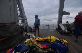 Tim SAR Temukan 1 Bagian Pesawat Sriwijaya SJ-182, CVR Nihil