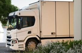 Scania Dorong Lebih Banyak Kendaraan Listrik Baterai
