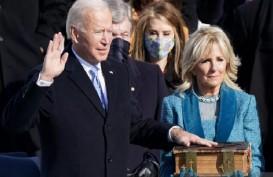 Resmi Dilantik Jadi Presiden AS, Ini Pidato Lengkap Joe Biden