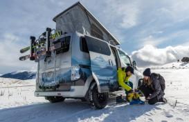 Nissan e-NV200 Winter Camper Hadirkan Kehangatan dalam Beku