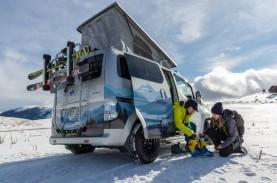 Nissan e-NV200 Winter Camper Hadirkan Kehangatan dalam…