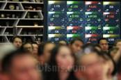 Asing Net Sell Rp300 Miliar, Saham BUMI hingga BMRI Dilego
