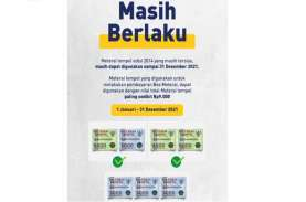 CEK FAKTA: Cara Menempel Meterai Rp3.000 dan Rp6.000