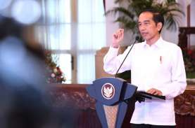Dorong Transformasi Digital, Jokowi: 2021 Momentum…