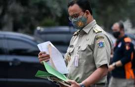 PPKM Jawa-Bali Diperpanjang Hingga 8 Februari, Begini Komentar Anies